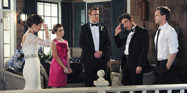Last Forever Part One : How i met your mother